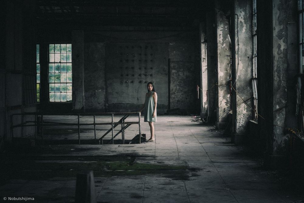 View this piece of fine art photography titled Kana by Nobu Ishijima