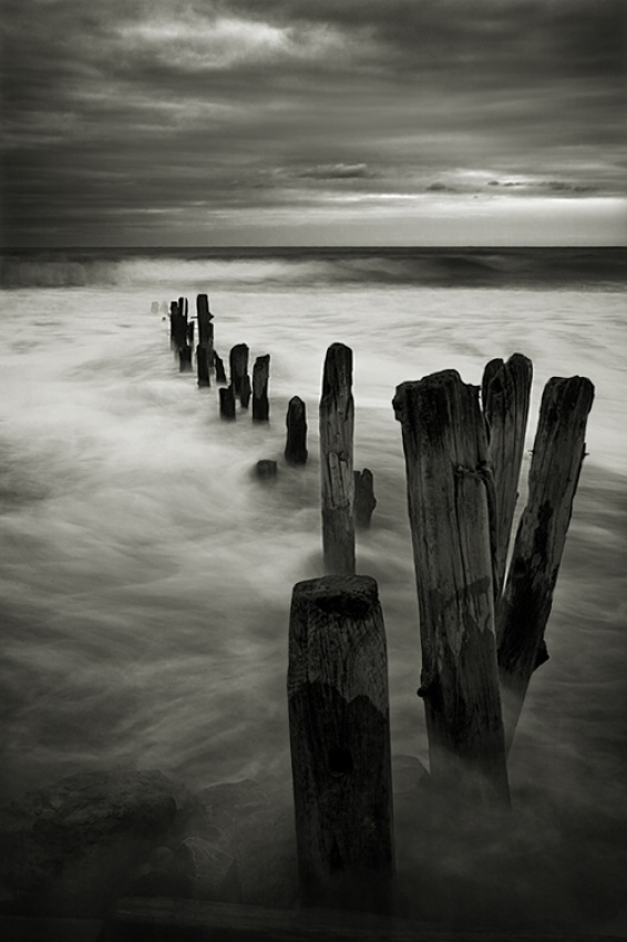 A piece of fine art art photography titled A Place In Time by Mal Smart