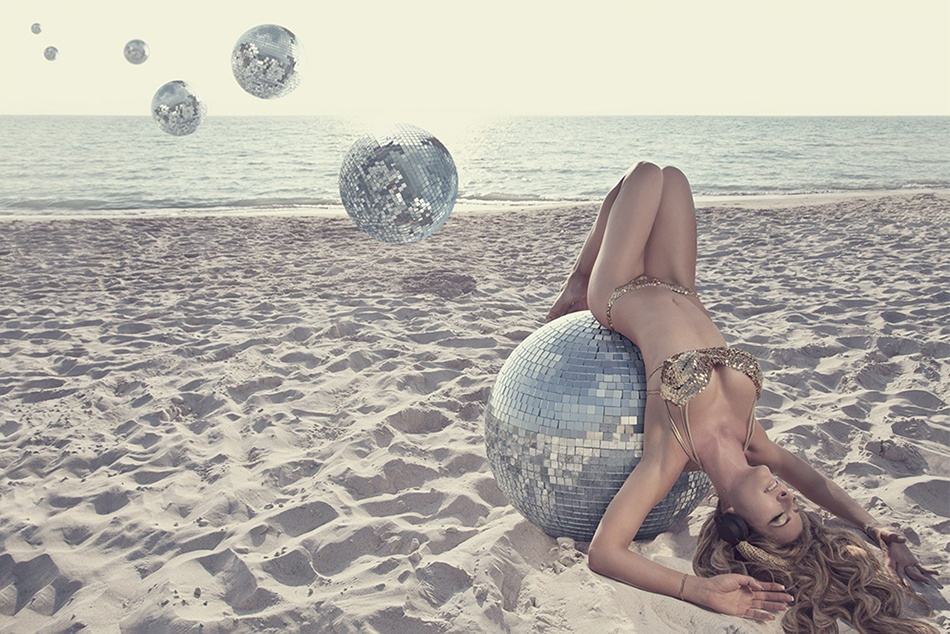 A piece of fine art art photography titled Rapture by Azzurra Piccardi