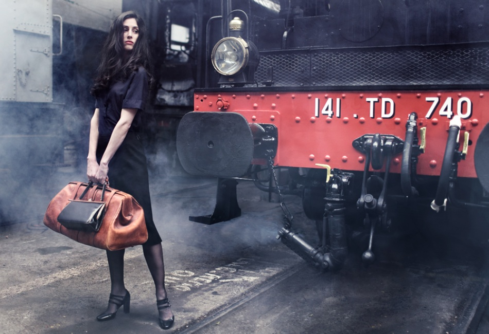 Vapor train