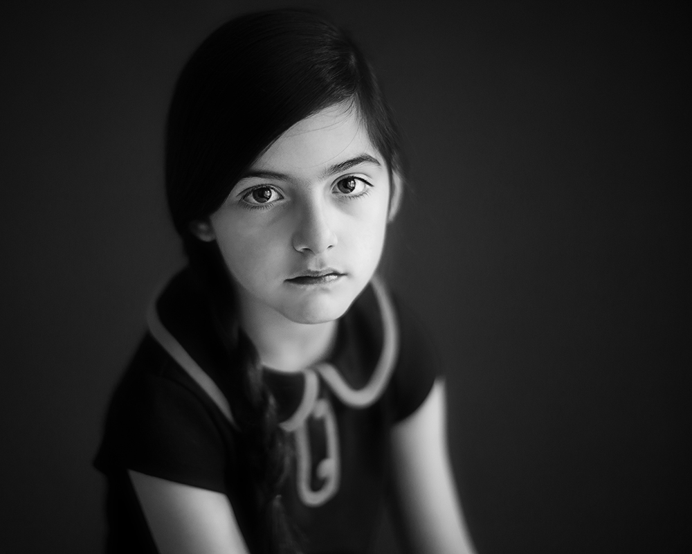 A piece of fine art art photography titled Gabriela by Agnieszka Lawniczek