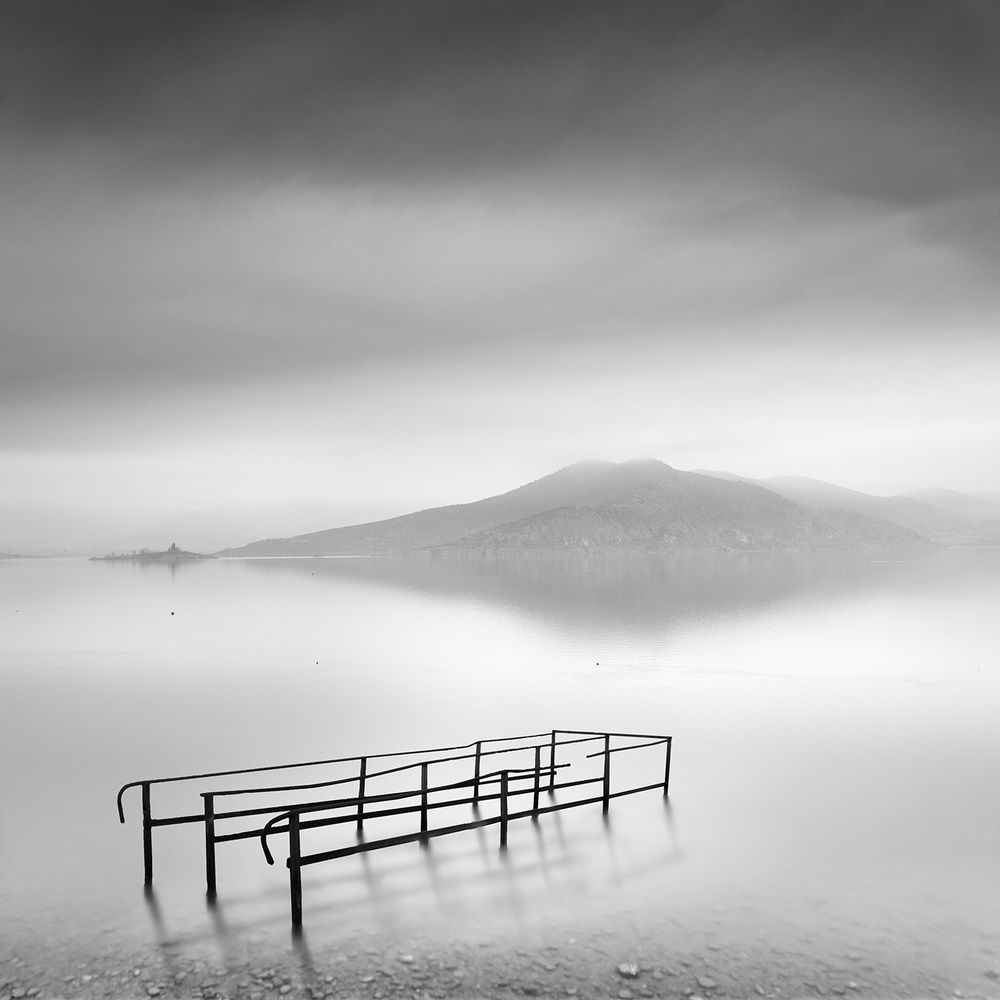 A piece of fine art art photography titled Remnant by George Digalakis