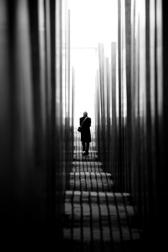 A piece of fine art art photography titled Forget the Darkness by Stefano Corso