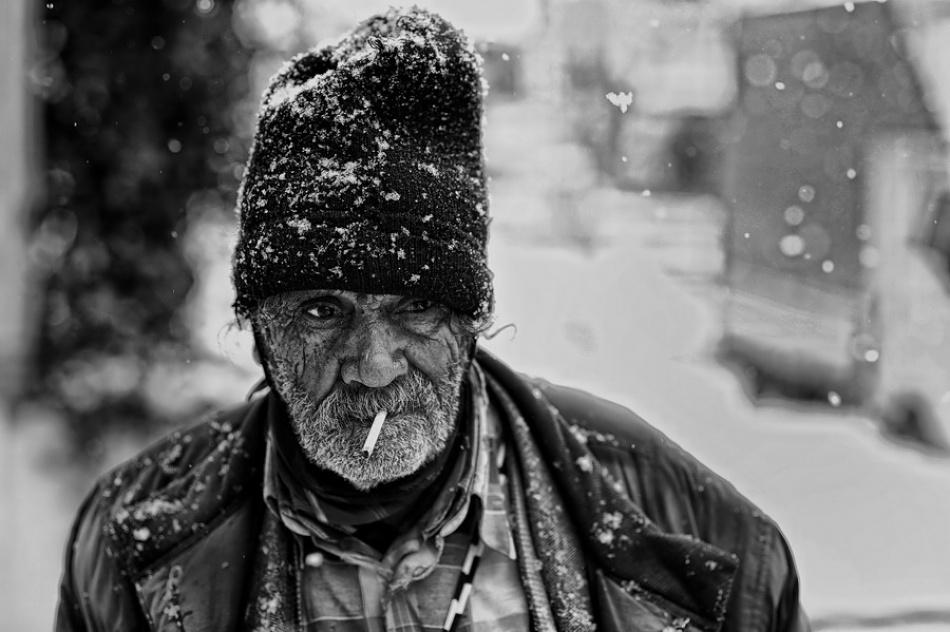 A piece of fine art art photography titled Untitled by Kadir Erten