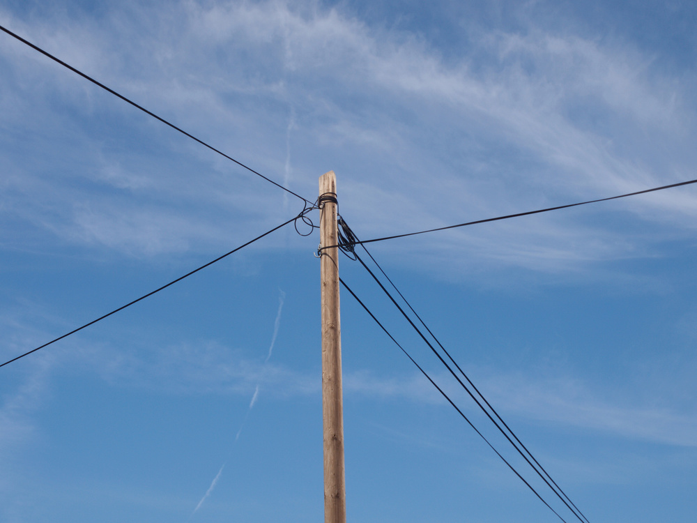 Electrific column