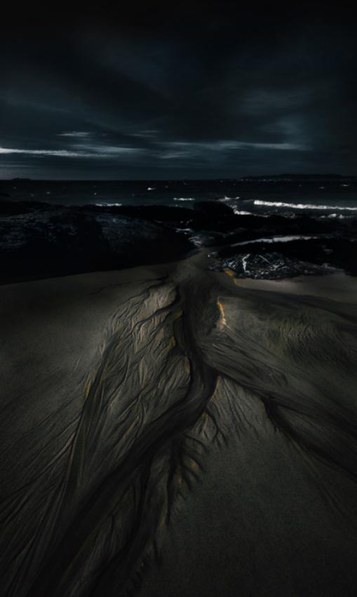 A piece of fine art art photography titled Excavation by John Colbensen