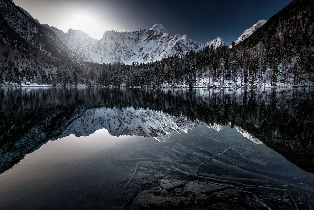 View this piece of fine art photography titled mirror by oskar zapirain