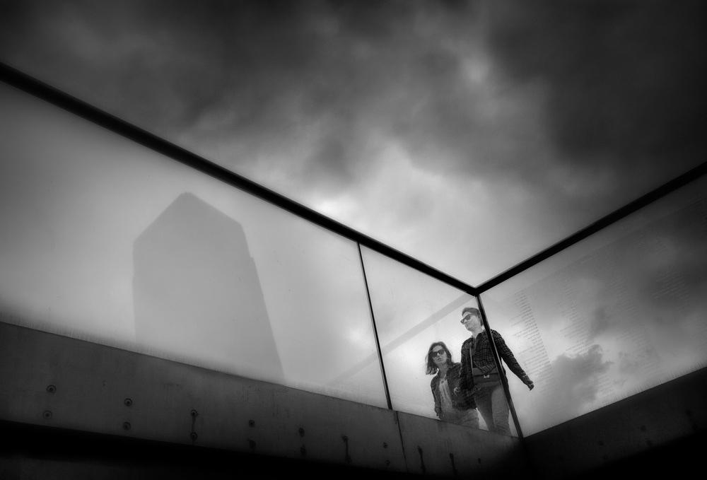 A piece of fine art art photography titled Alienation by Marc Apers