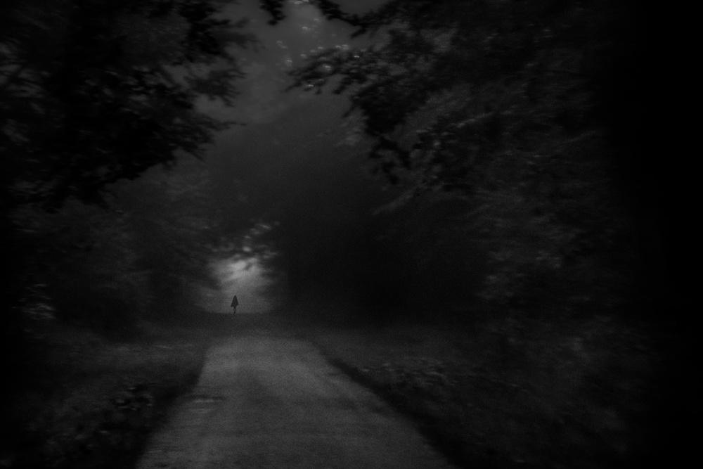 A piece of fine art art photography titled Dawn by Jørgen Feldstedt