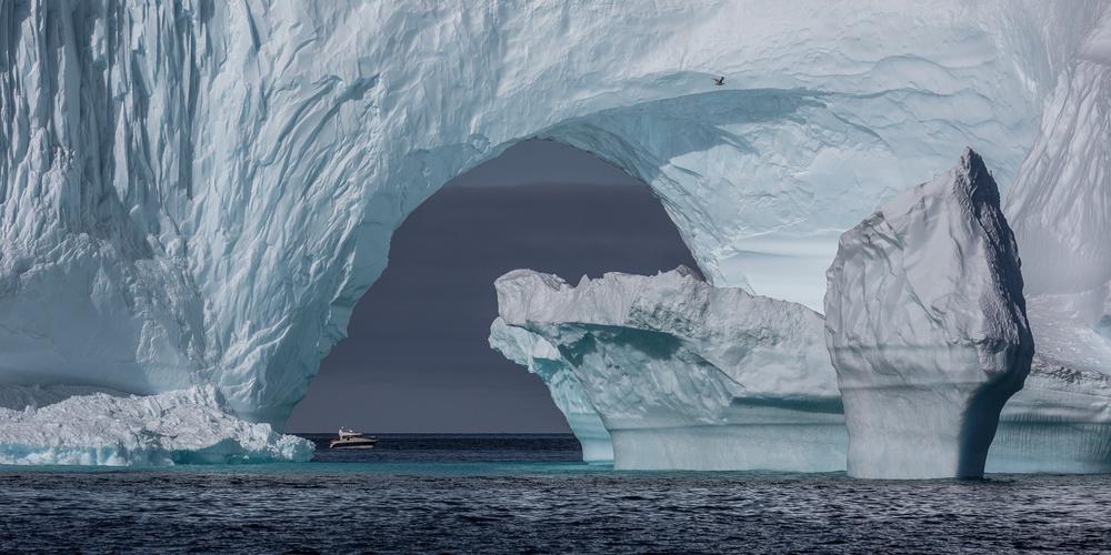 A piece of fine art art photography titled Hidden Depths by Marek Biegalski EFIAP