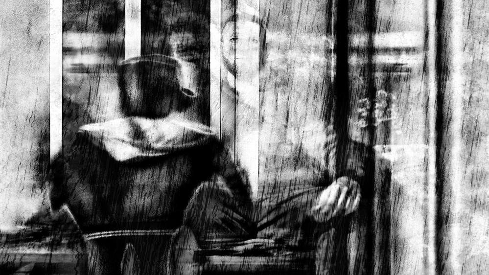 A piece of fine art art photography titled Identity by The Jar - Geir Jartveit