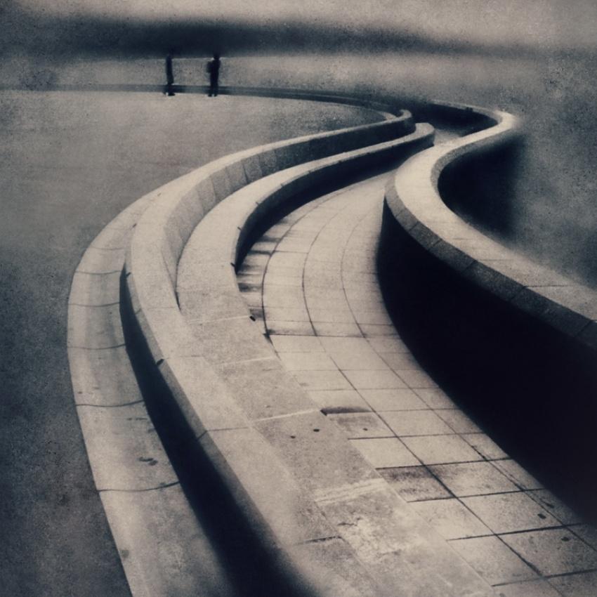 A piece of fine art art photography titled Rendez-vous by Pierre-O Vanier