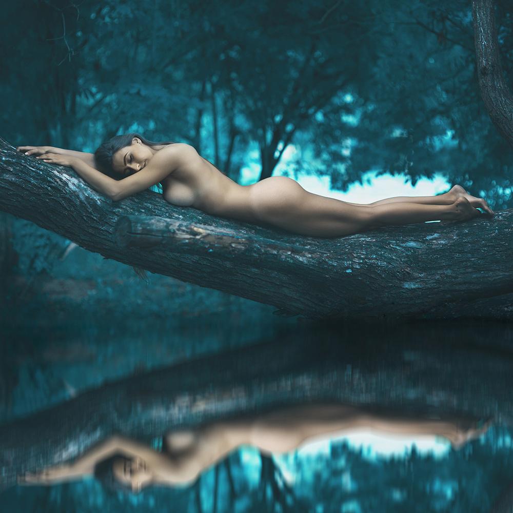 A piece of fine art art photography titled Untitled by Jozef Krajco