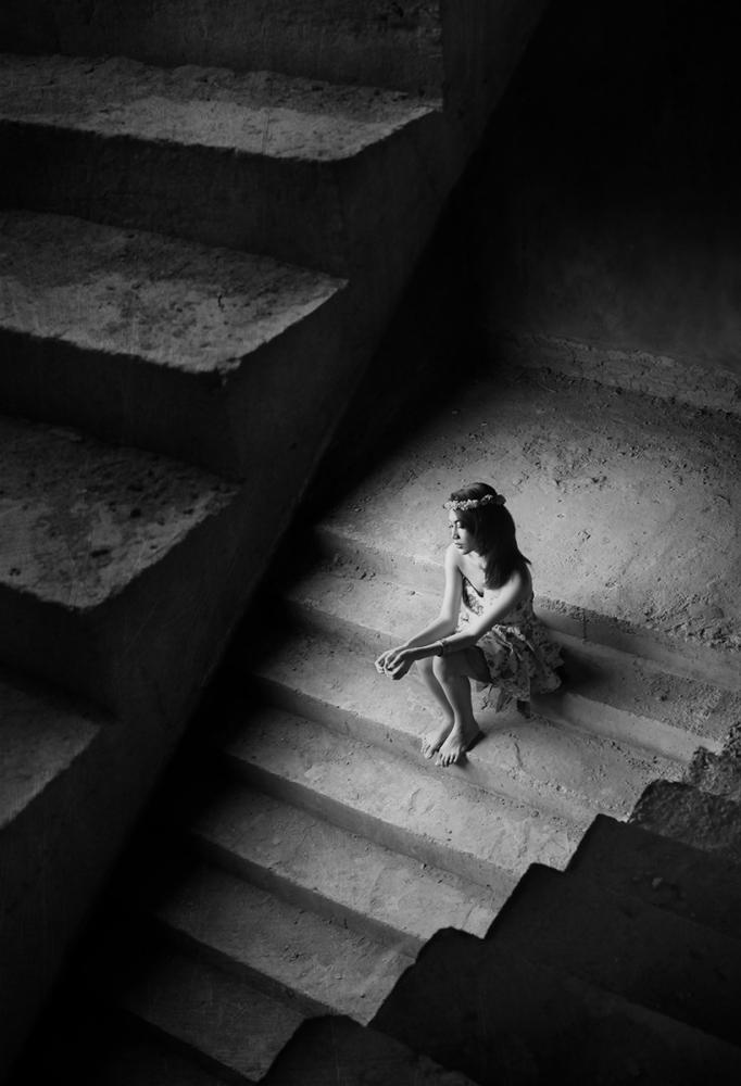 A piece of fine art art photography titled Untitled by Sebastian Kisworo