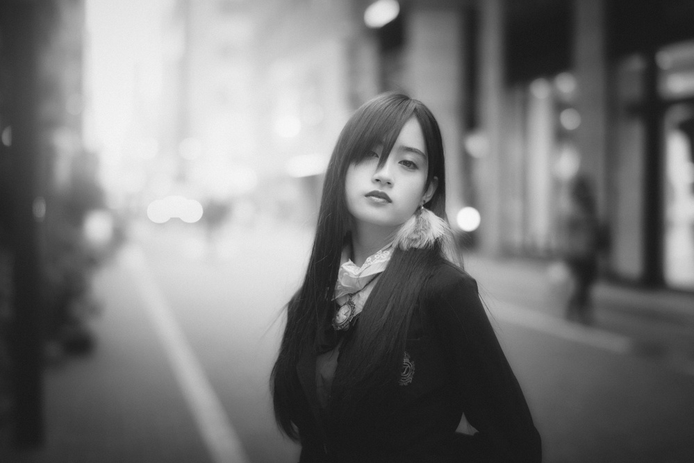 A piece of fine art art photography titled Mp3 by Yuki Yatsushima