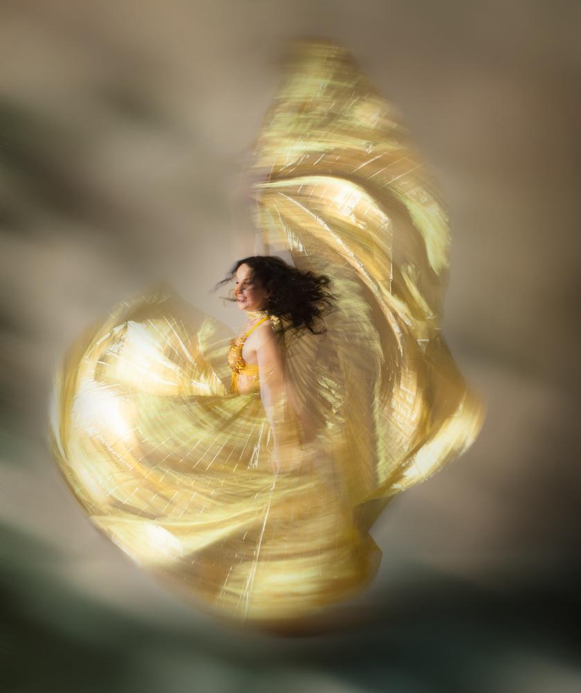 Swirl of emotions