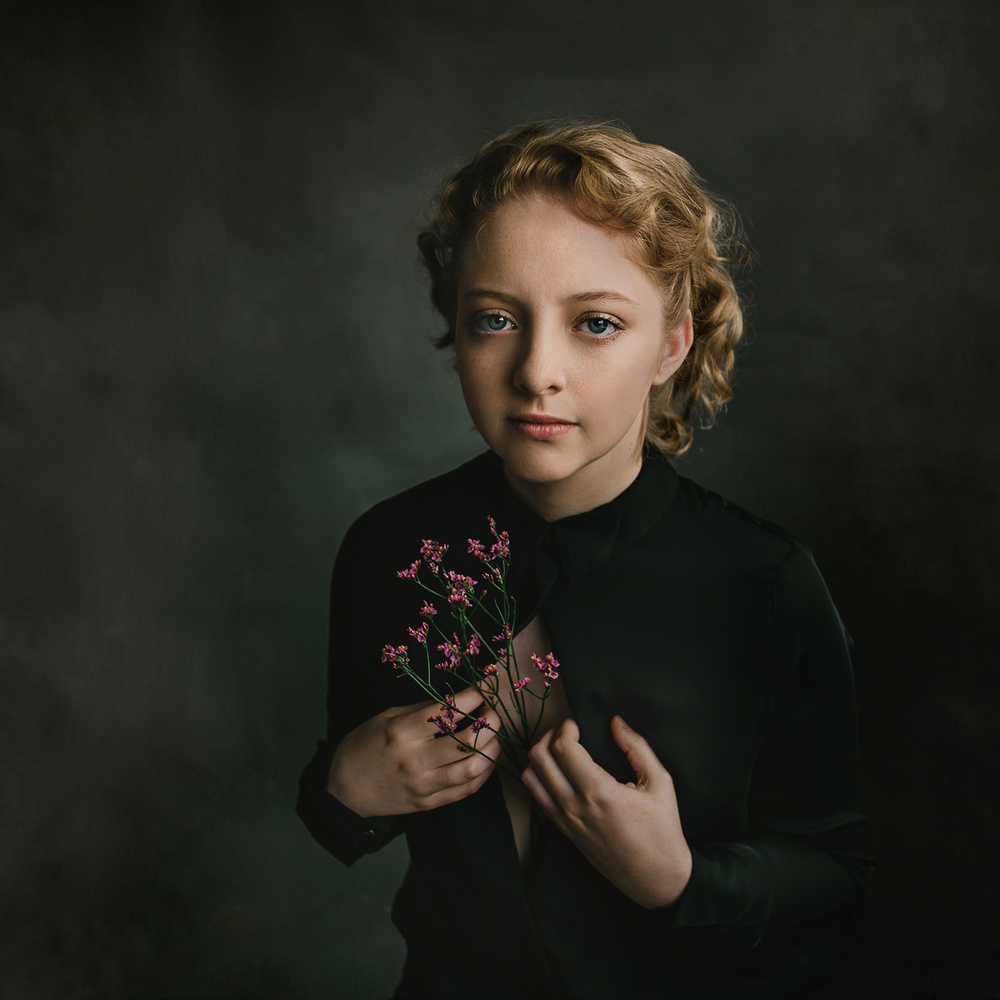 A piece of fine art art photography titled Wishful Thinking by Greta Do