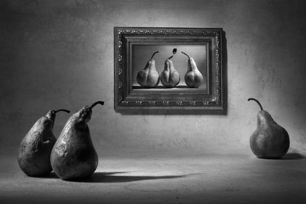 View this piece of fine art photography titled The exhibition. Fine art nude. by Tommaseo Gregorio