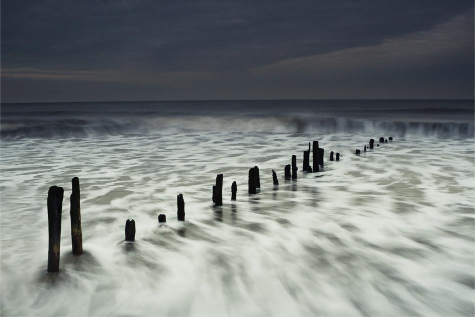 A piece of fine art art photography titled Crest of a Wave by Jennifer Mannion