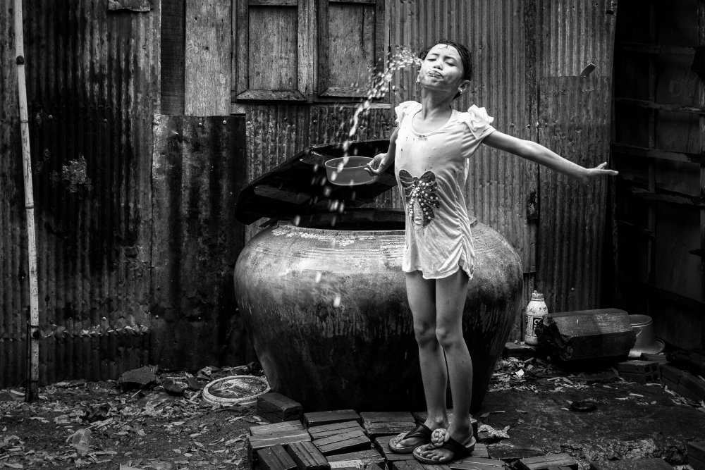A piece of fine art art photography titled Battambang by Tashi_Delek Nakata