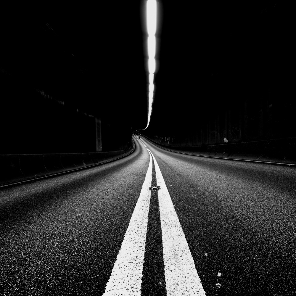 A piece of fine art art photography titled Path by Luca Luk