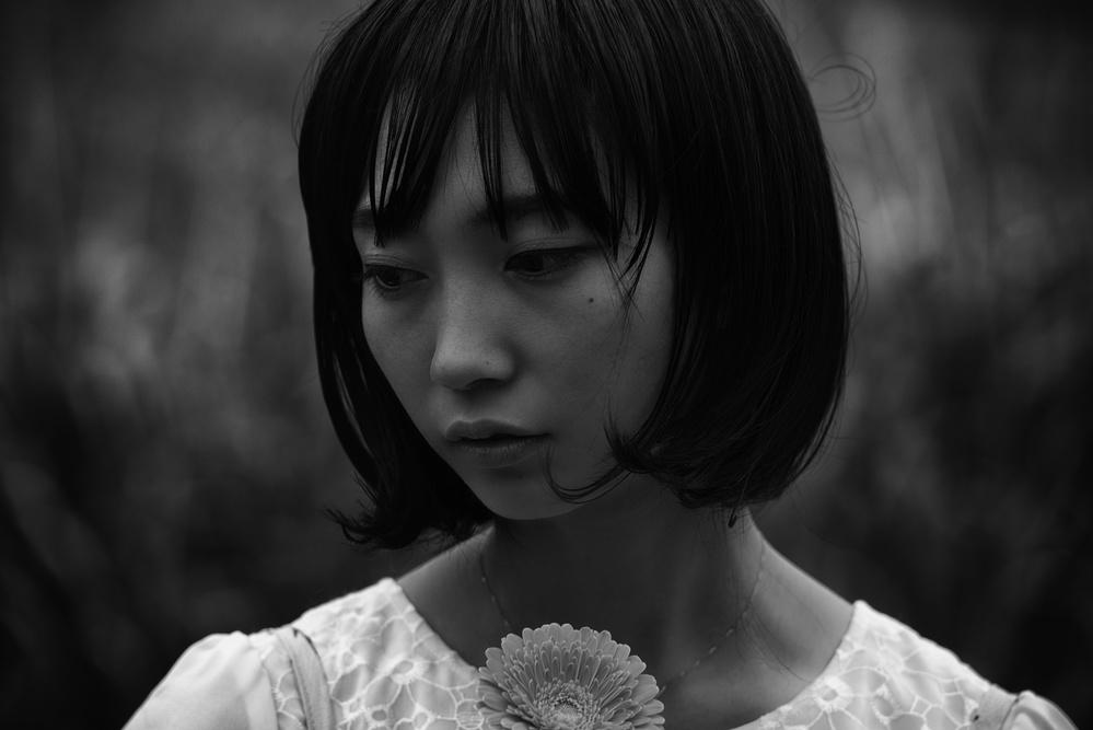 A piece of fine art art photography titled Mamiko by DAIKI MATSUKANE