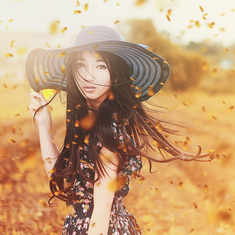 A piece of fine art art photography titled The Last Summer by puji faisal nawawi