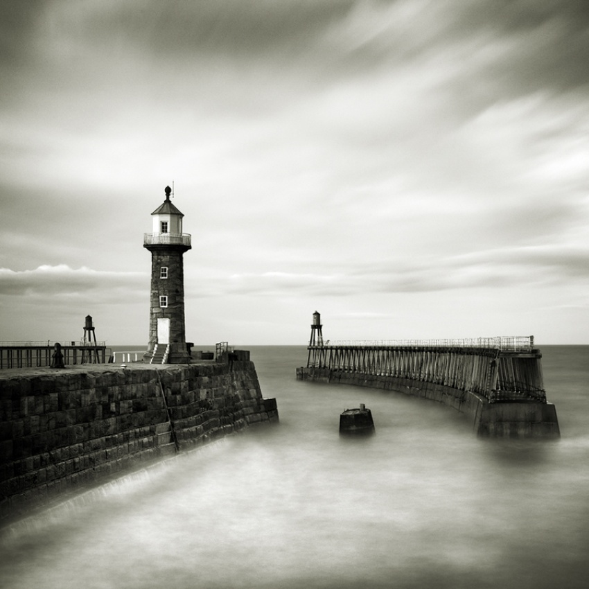 A piece of fine art art photography titled Martha's Harbour by Mal Smart