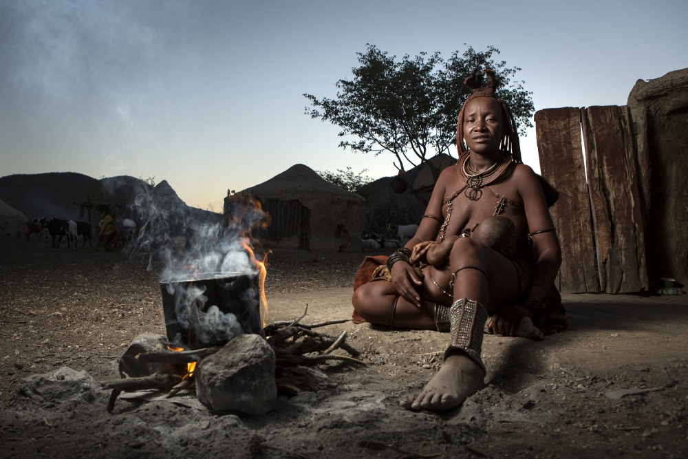 A piece of fine art art photography titled Tjimewemo by Ben McRae