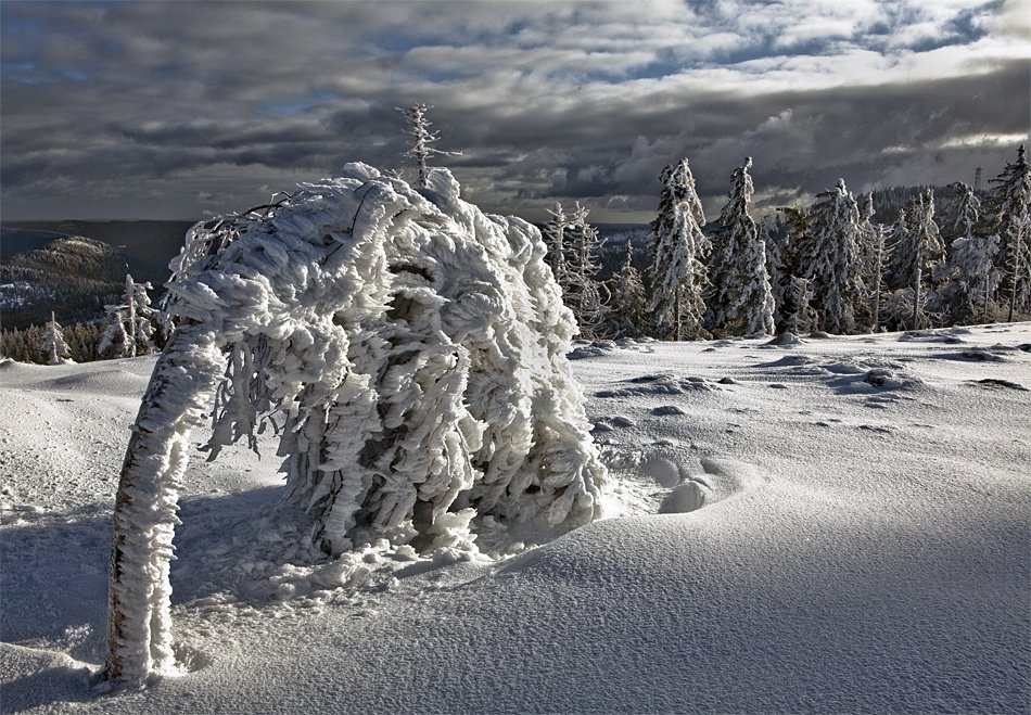 A piece of fine art art photography titled Outside by Ralf Greiner