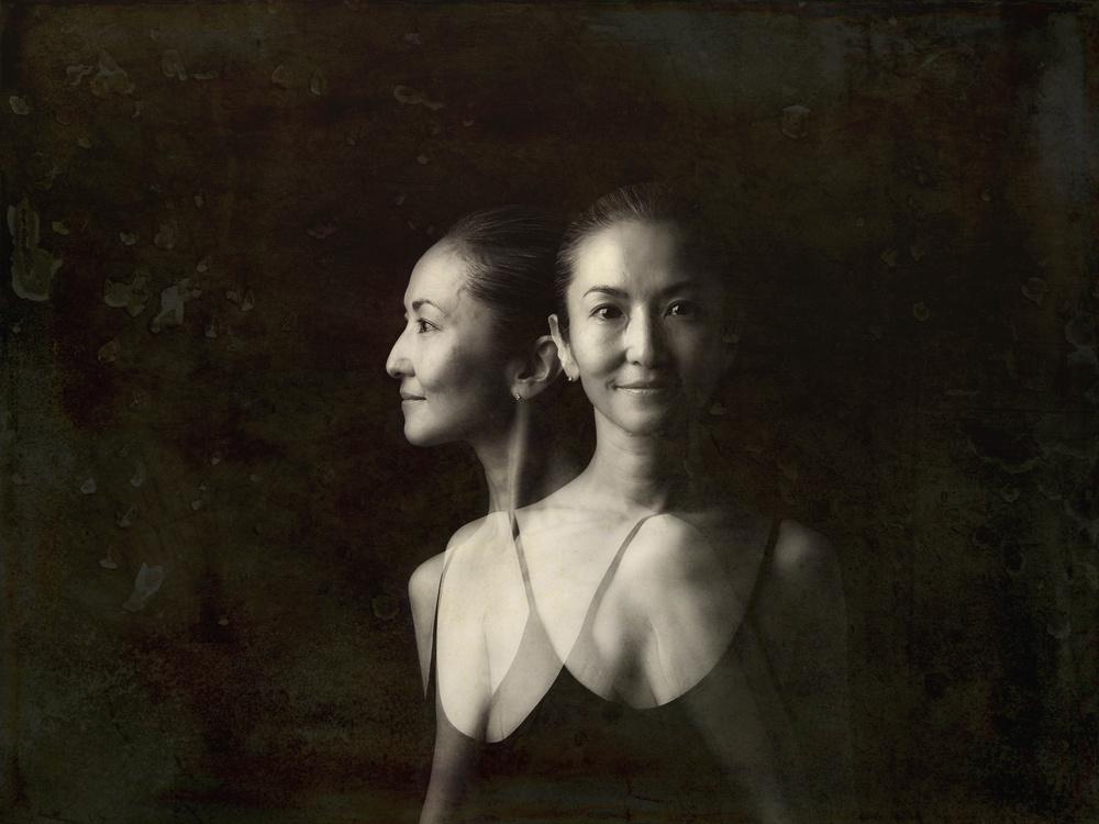 A piece of fine art art photography titled Movement by Naoya Nakagawa