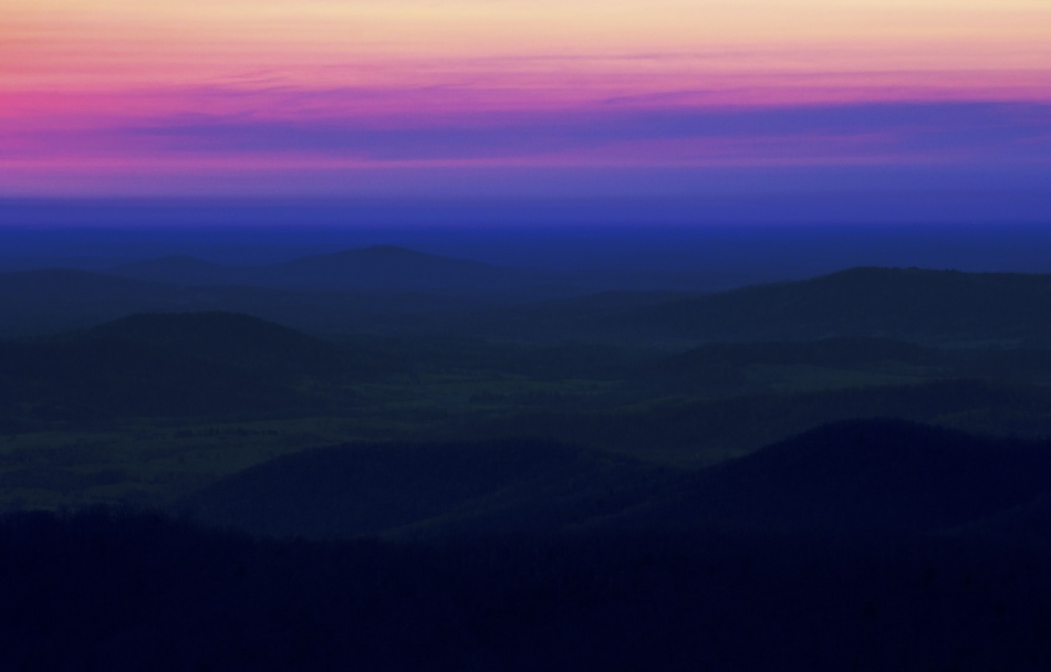 A piece of fine art art photography titled Dawn by K. Zia