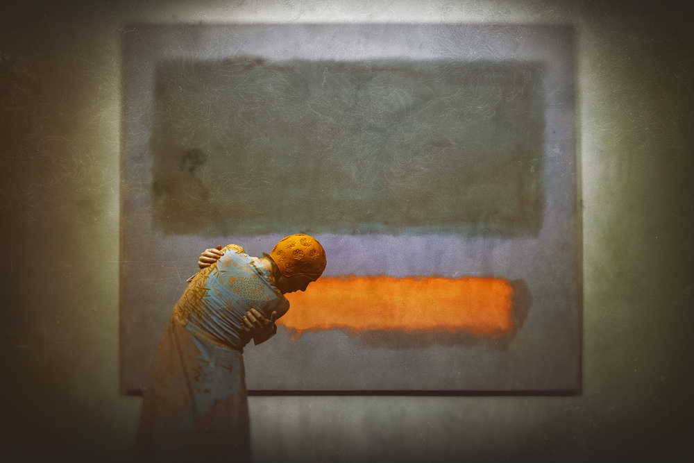 Alone with Rothko