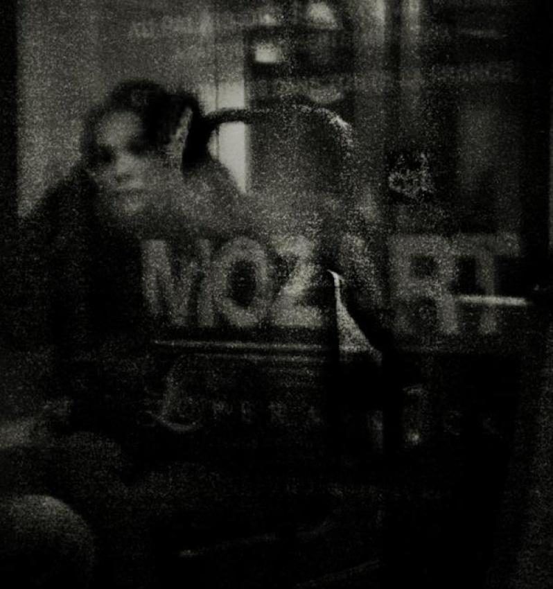 A piece of fine art art photography titled Mozart by arflou