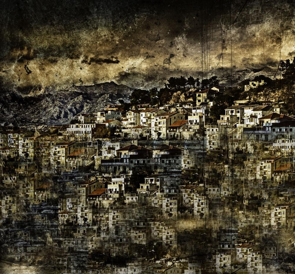 View this piece of fine art photography titled Novigrad by Jeroen van de Wiel