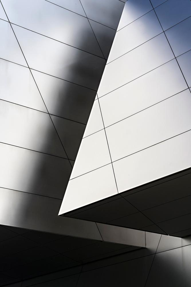A piece of fine art art photography titled Lines by Erhard Batzdorf