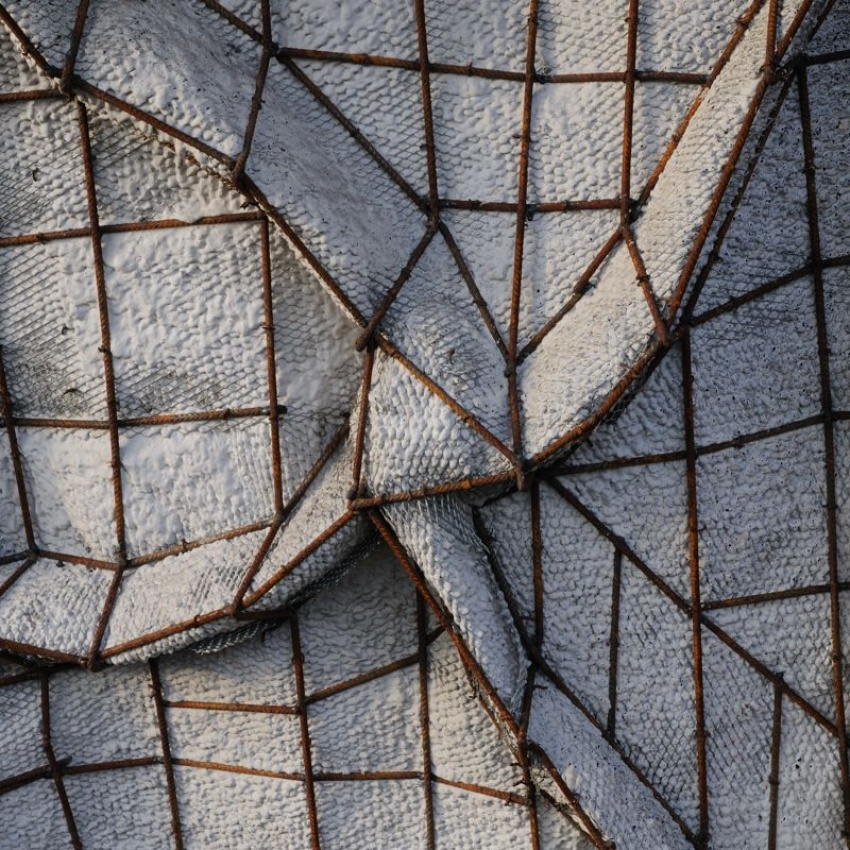 A piece of fine art art photography titled Turning Concrete by ooonak