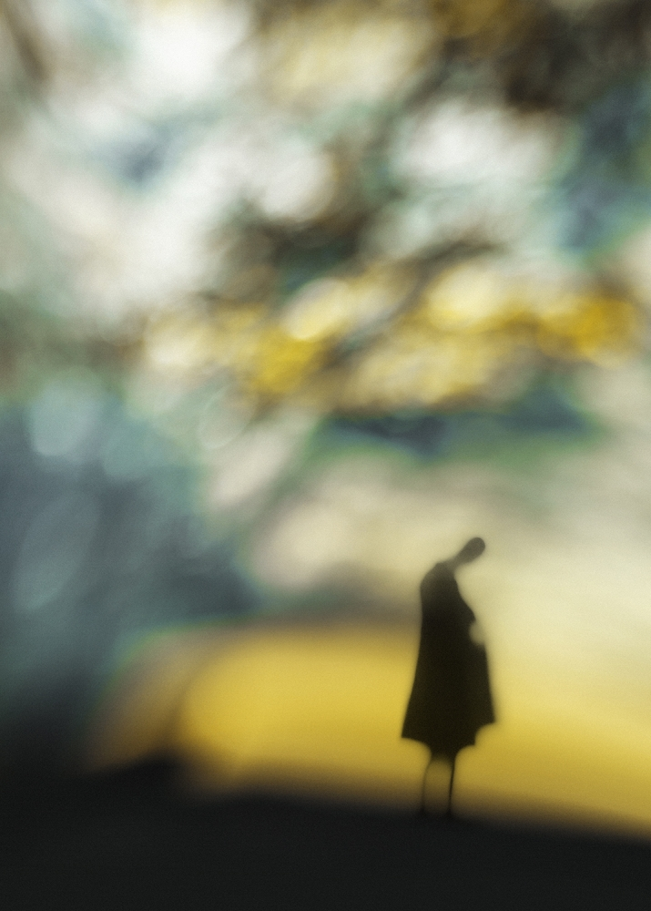 A piece of fine art art photography titled Wish You Were Here by Hengki Lee