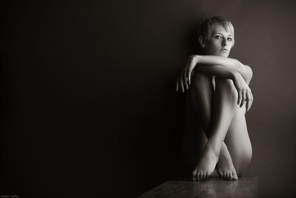 A piece of fine art art photography titled Ruhe by Stefan Beutler