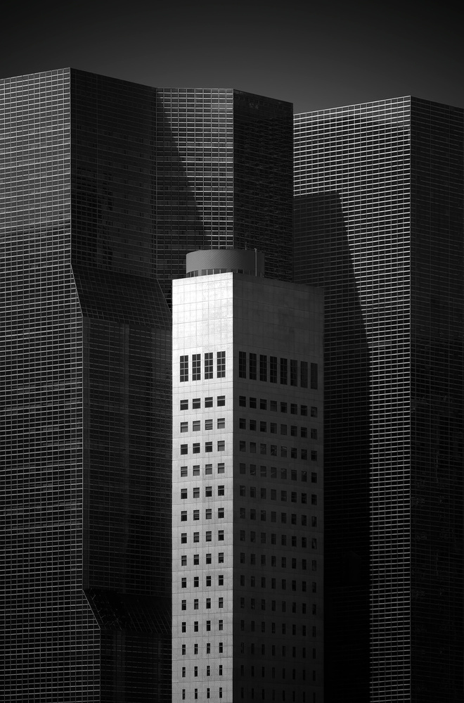 A piece of fine art art photography titled Standing Tall by Louis-Philippe Provost