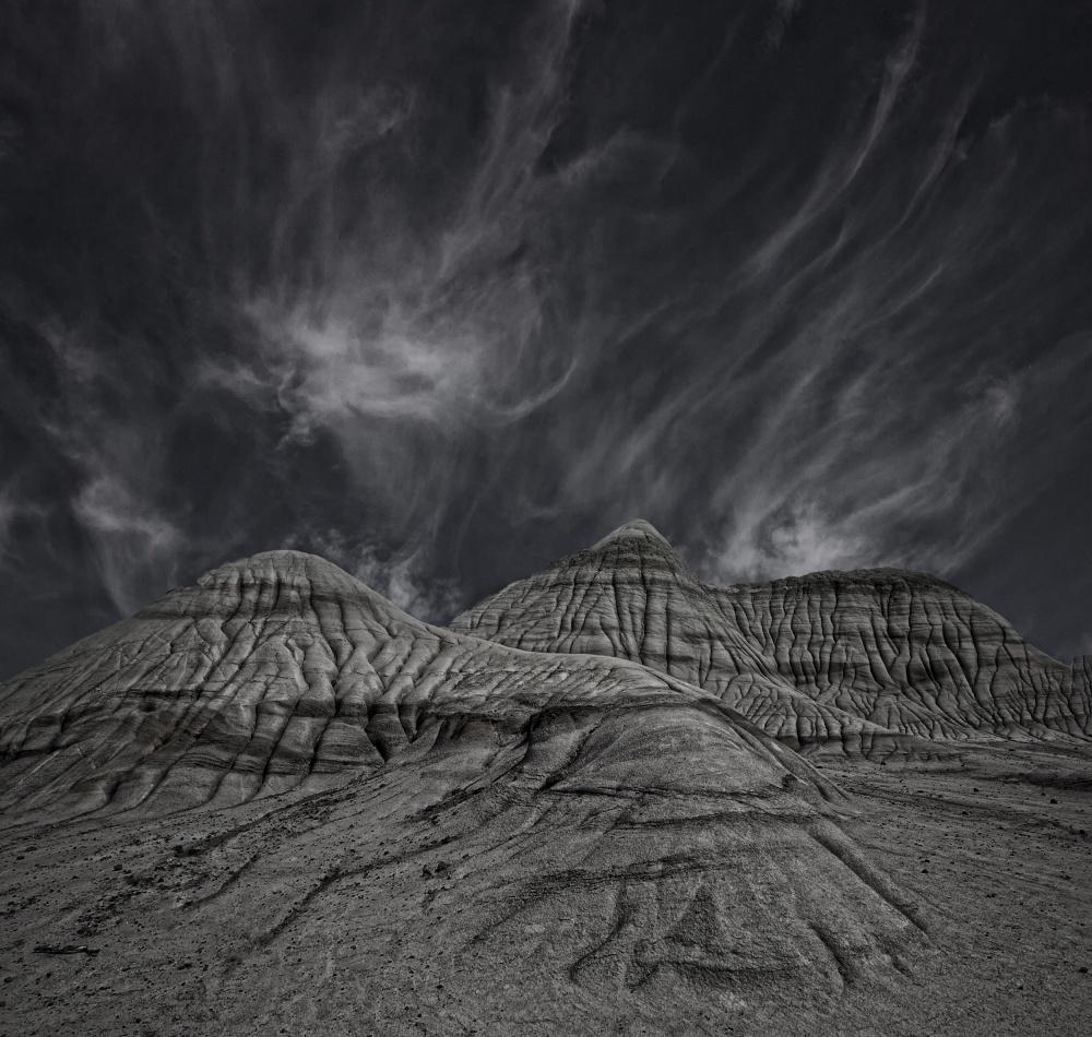 A piece of fine art art photography titled Zensation by Yvette Depaepe