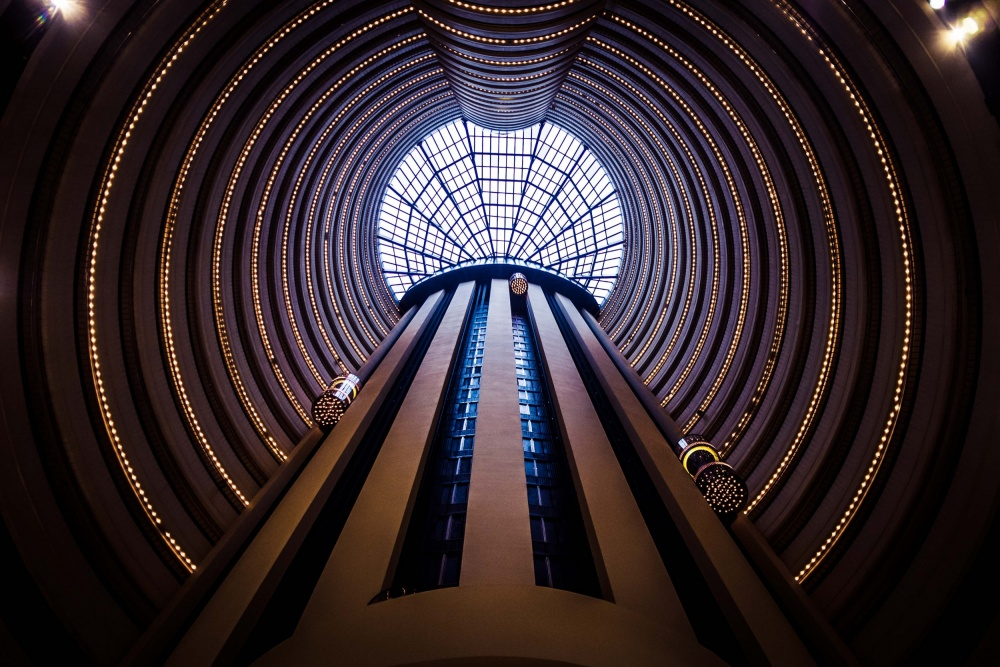 A piece of fine art art photography titled Event Horizon by Dennis Chew