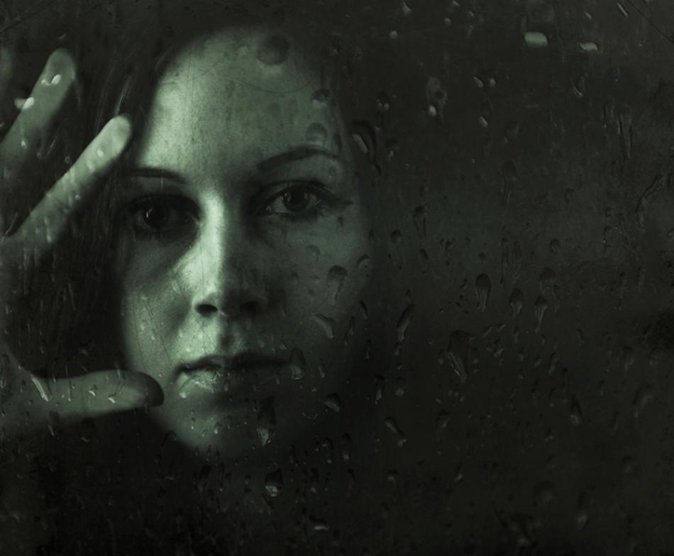 A piece of fine art art photography titled Sabrina by julia strohmaier