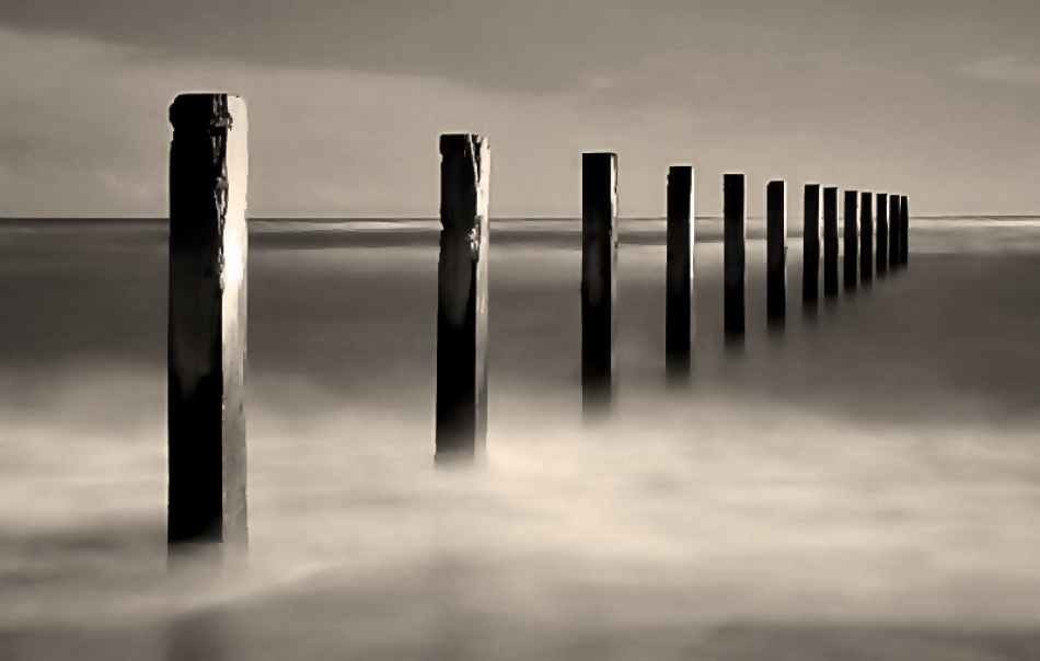 A piece of fine art art photography titled Matrix by Claudio Pio