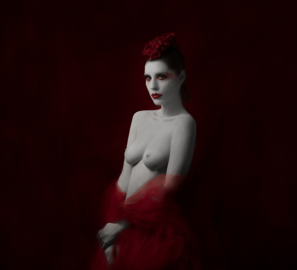 View this piece of fine art photography titled Red... by Alfredo Sanchez