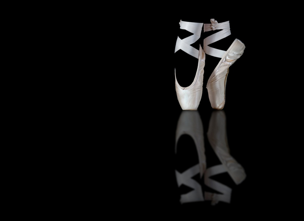 A piece of fine art art photography titled Ballet by Pauline Pentony MA ARPS DPAGB