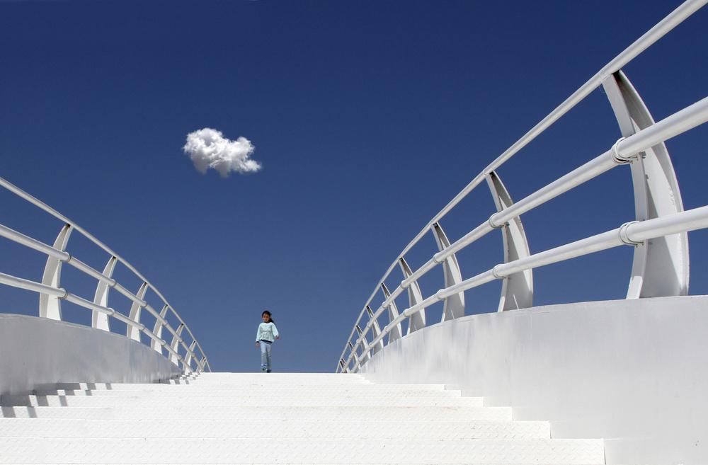 A piece of fine art art photography titled Sky by mostafa nodeh