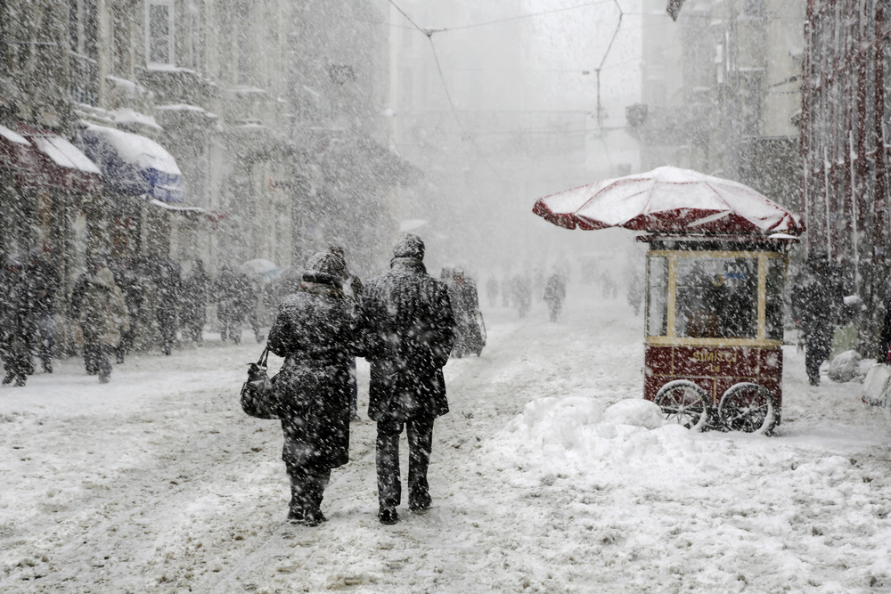 İstiklal cd. / İstanbul