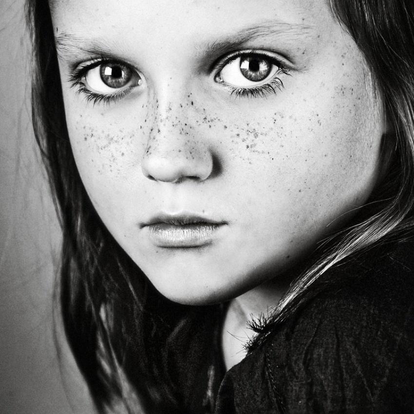 A piece of fine art art photography titled Julia by Monika Manowska