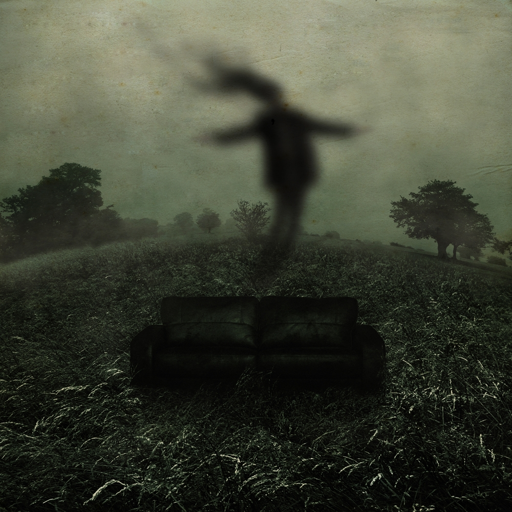 A piece of fine art art photography titled Misty Mind by Kaveh Hosseini (Steppenwolf)